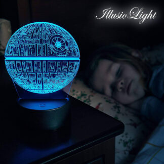 Nočna lučka IllusioLight