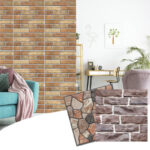 3D stenske plošče ArtsyHome