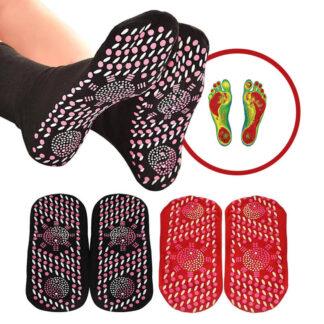 Grelne masažne nogavice