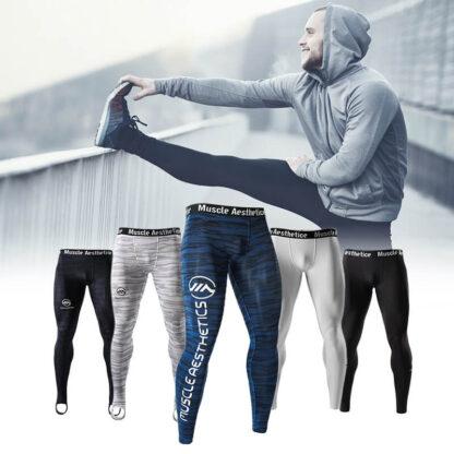 Moške kompresijske hlače T-Flex