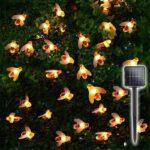 Okrasne solarne LED lučke CutesyBee