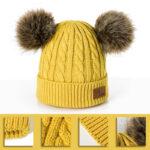 Otroška zimska kapa PuffyMuffy