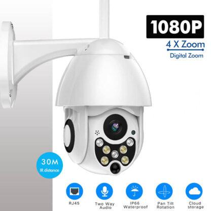 Varnostna Wifi kamera NightOwl
