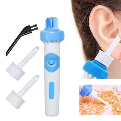 Električni odstranjevalec ušesnega masla SafePick