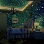 Luminiscentno zvezdnato nebo