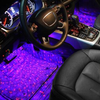 LED osvetlitev za avto DiscoDots