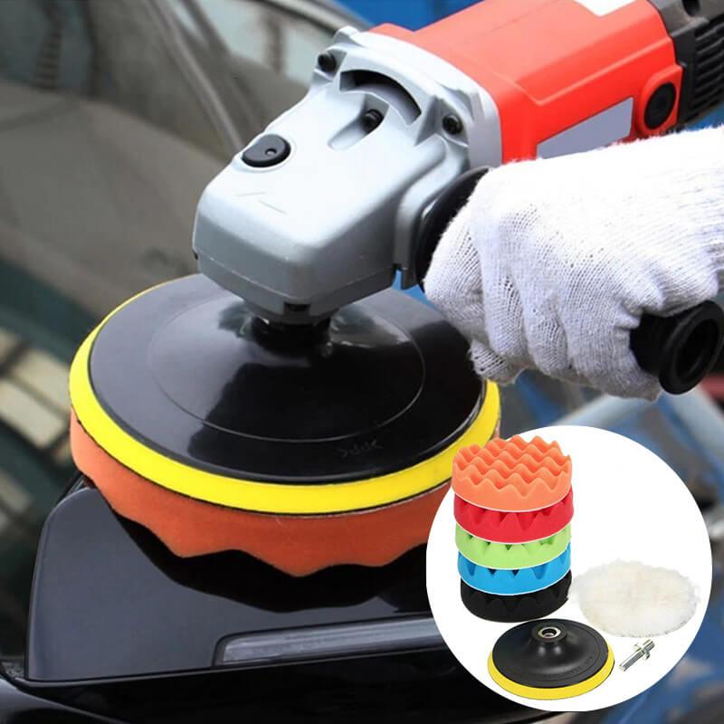 Set za poliranje avta