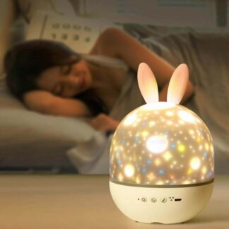 Vrtljivi projektor in nočna lučka StarlitSky