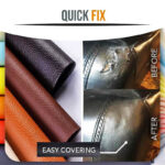 Obliž za krpanje usnja QuickFix