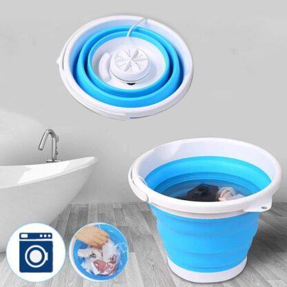 Zložljivo vedro za pranje perila TravelWash