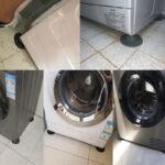 Protizdrsne nogice za pralni stroj MaxGrip
