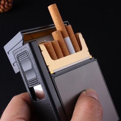 2 v 1 Cigaretnica in vžigalnik