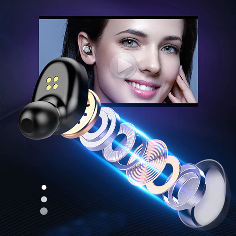 Brezžične slušalke UltraSound