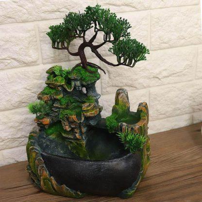 Feng Shui fontana Bonsai