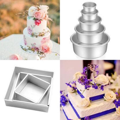 Komplet pekačev za torte CakeTime
