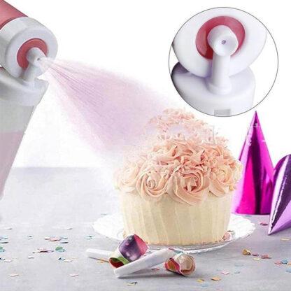 Pršilka za okraševanje sladic Sprinkly