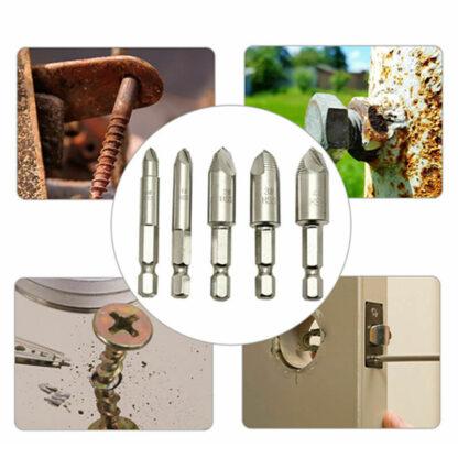 5-delni komplet za odstranjevanje vijakov ExtractorPro