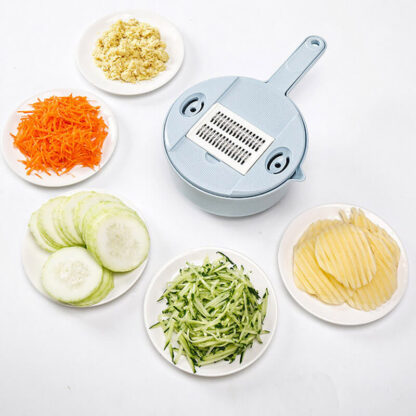 11-delni rezalnik zelenjave VeggiePro