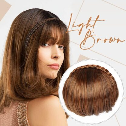 Frufru obroč za lase Belezza