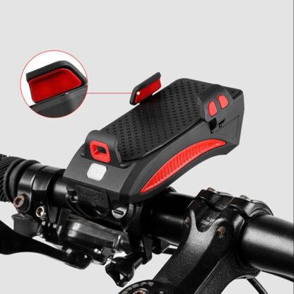 4v1 kolesarska svetilka BikerPro