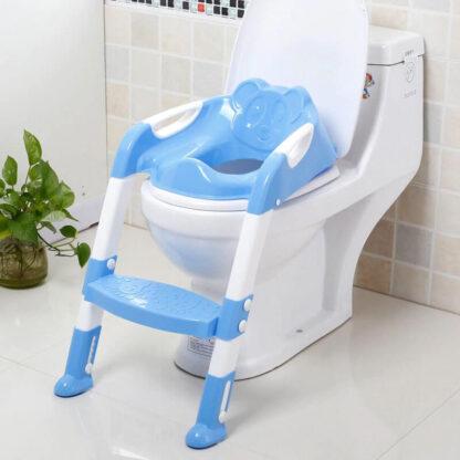 Otroški nastavek za WC s stopnico