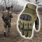 Taktične touchscreen rokavice
