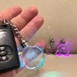 Obesek za ključe z LED lučko AngelMom