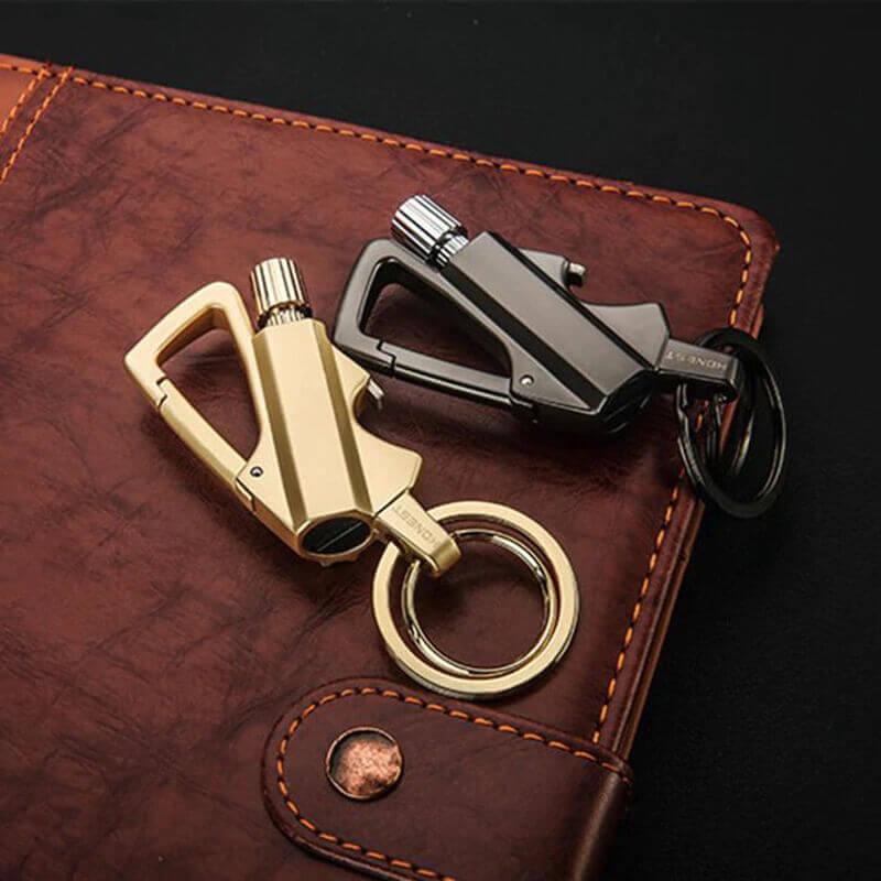 Večfunkcijski obesek za ključe Burner