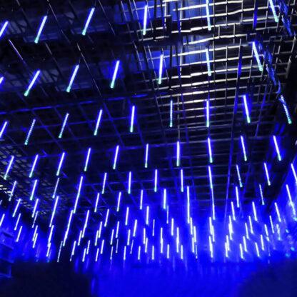 LED luči z učinkom meteorskega dežja Blaze