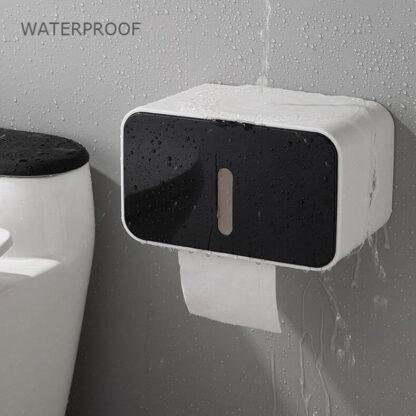 Todi škatla za toaletni papir