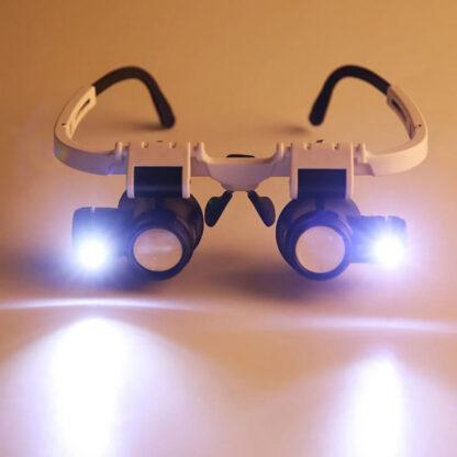 Povečevalna delovna očala Scoop