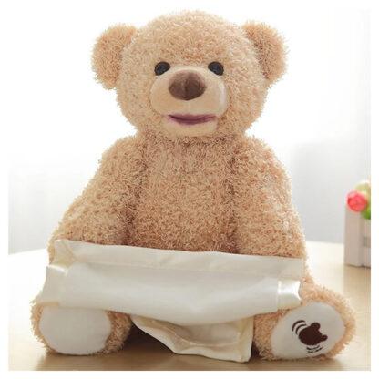 Plišasti medvedek Peek-a-Boo