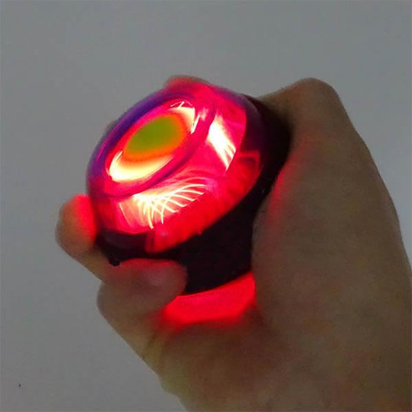 LED žoga za krepitev zapestja GyroSpin