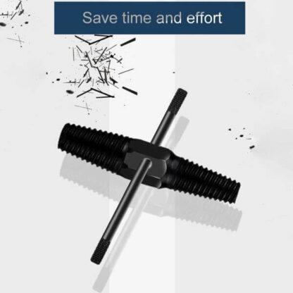 Orodje za odstranjevanje zlomljenih cevi in vijakov MetalGrip