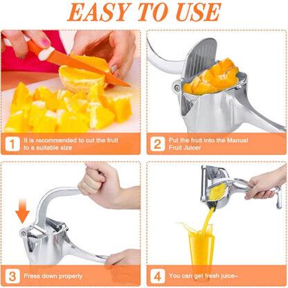 Ročni ožemalnik sadja EasyPress