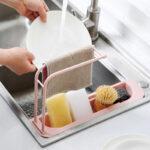 Raztegljiva umivalniška polička ButlerDry