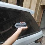 Večnamenski avtomobilski pripomoček Climbo