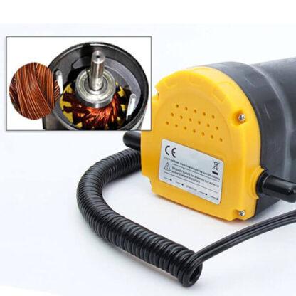 Električna oljna črpalka Extractior