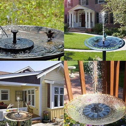 Solarna vodna fontana