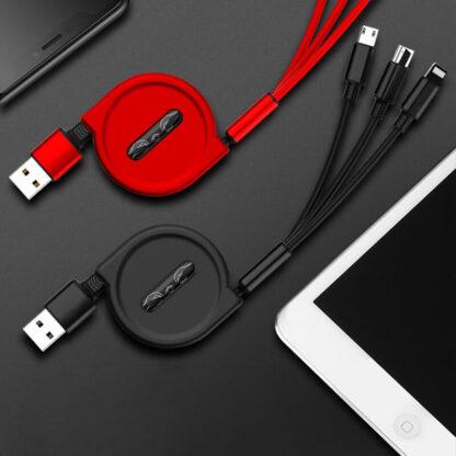 Izvlečni USB kabel Connectivix