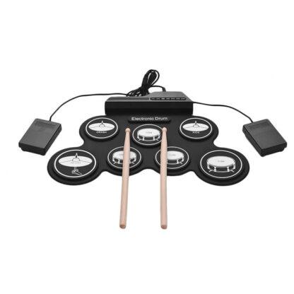 Prenosni set električnih bobnov