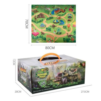 Igralni set Dino Paradise