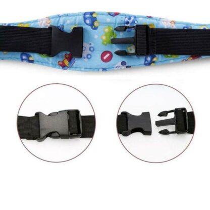 Otroški podporni trak za glavo BabySafe