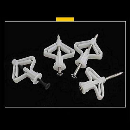 Komplet plastičnih sidrnih vložkov z vijaki Bolt-In