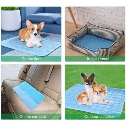 Hladilna podloga za pse CoolMat