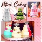 Modeli za 3-nadstropne mini tortice