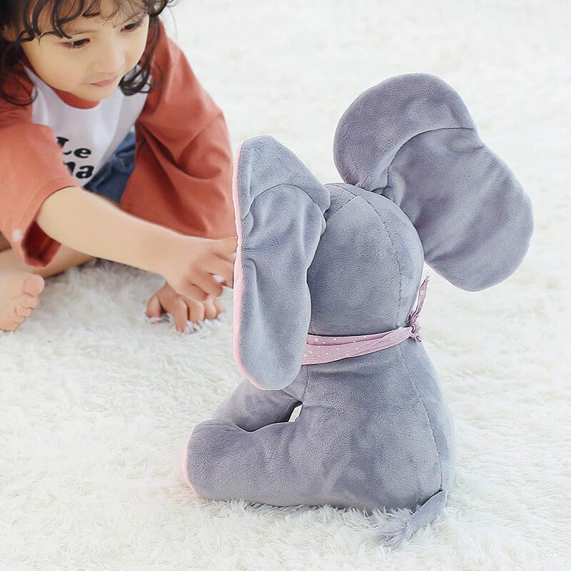 Plišasti slonček Snippy
