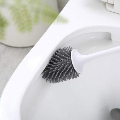 WC garnitura z gumijasto ščetko