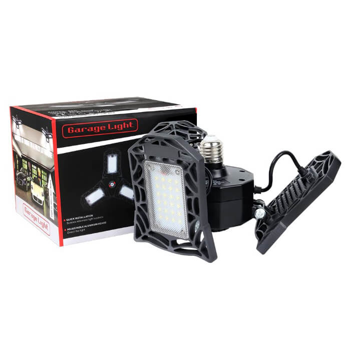 Nastavljiva garažna svetilka XtraLux